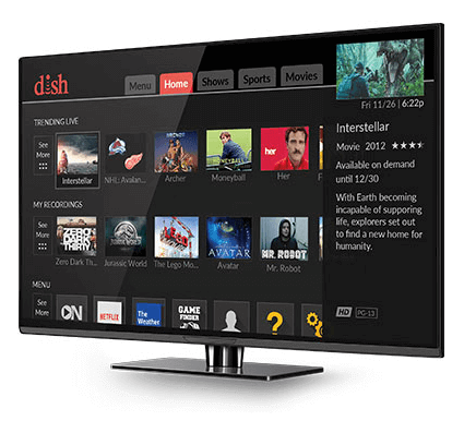 Watch Movies On Demand with The Hopper - Pittsburgh, Pennsylvania - Laketon Tv Satellite and Appliance Center - DISH Authorized Retailer